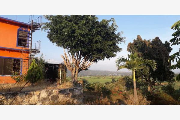 Foto de terreno habitacional en venta en x xx, jazmín yautepec i y ii, yautepec, morelos, 0 No. 22