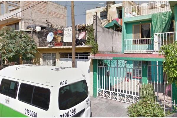 Foto de casa en venta en xalostoc 9, arenal 1a sección, venustiano carranza, df / cdmx, 8898682 No. 01
