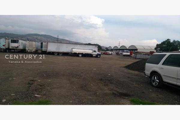 Foto de terreno industrial en venta en xalpanepantla , los reyes acaquilpan centro, la paz, méxico, 5746825 No. 01