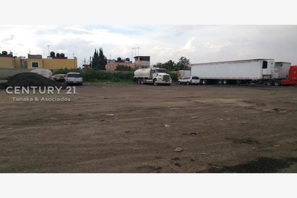 Foto de terreno industrial en venta en xalpanepantla , los reyes acaquilpan centro, la paz, méxico, 5746825 No. 03