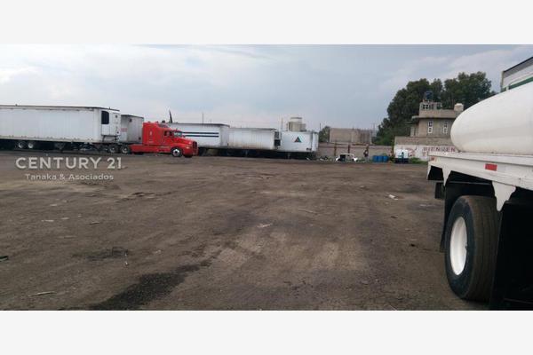 Foto de terreno industrial en venta en xalpanepantla , los reyes acaquilpan centro, la paz, méxico, 5746825 No. 04