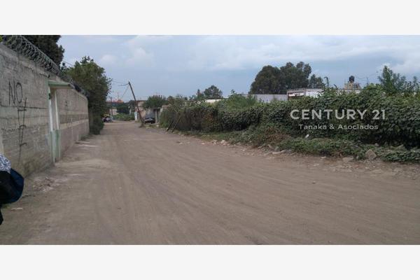 Foto de terreno industrial en venta en xalpanepantla , los reyes acaquilpan centro, la paz, méxico, 5746825 No. 06