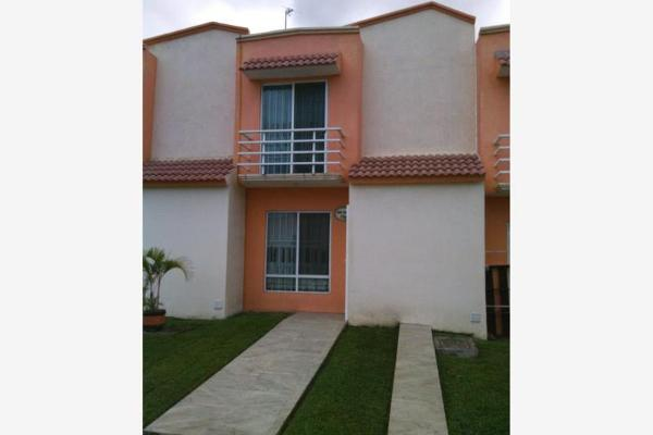 Foto de casa en renta en  , xana, veracruz, veracruz de ignacio de la llave, 12277979 No. 01