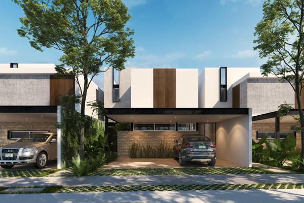 Foto de casa en venta en  , xcanatún, mérida, yucatán, 10014189 No. 02