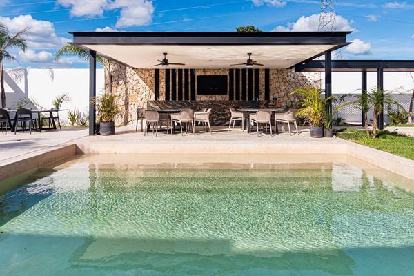 Foto de casa en venta en  , xcanatún, mérida, yucatán, 10014189 No. 08