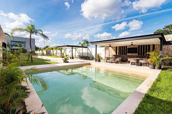 Foto de casa en venta en  , xcanatún, mérida, yucatán, 10014189 No. 09