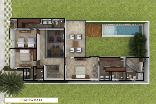 Foto de casa en venta en  , xcanatún, mérida, yucatán, 10032162 No. 06