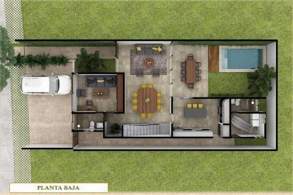 Foto de casa en venta en  , xcanatún, mérida, yucatán, 10032162 No. 28