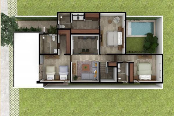 Foto de casa en venta en  , xcanatún, mérida, yucatán, 10056852 No. 05