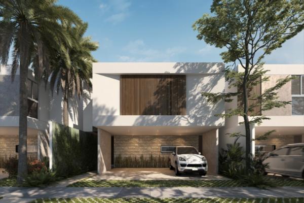 Foto de casa en venta en  , xcanatún, mérida, yucatán, 10191198 No. 01