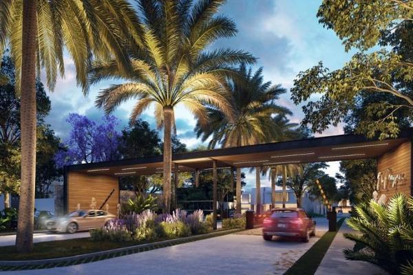 Foto de casa en venta en  , xcanatún, mérida, yucatán, 14029931 No. 01