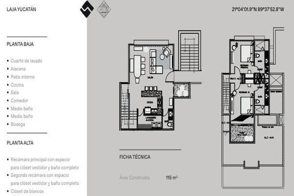Foto de casa en venta en  , xcanatún, mérida, yucatán, 20382015 No. 16