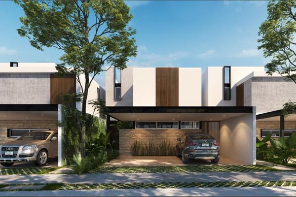Foto de casa en venta en  , xcanatún, mérida, yucatán, 20594899 No. 01