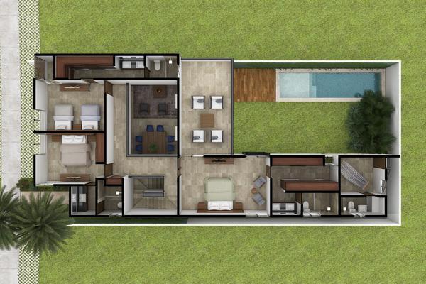 Foto de casa en venta en  , xcanatún, mérida, yucatán, 0 No. 07