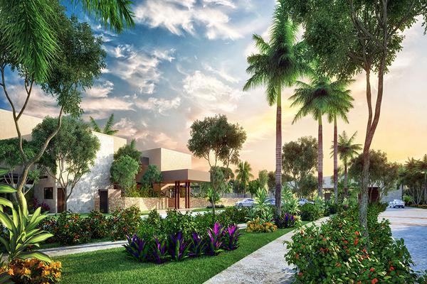 Foto de terreno habitacional en venta en  , xcanatún, mérida, yucatán, 5388693 No. 06