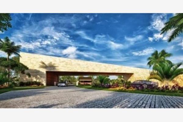 Foto de terreno habitacional en venta en xcanatun privada en xcanatun, xcanatún, mérida, yucatán, 5442471 No. 01