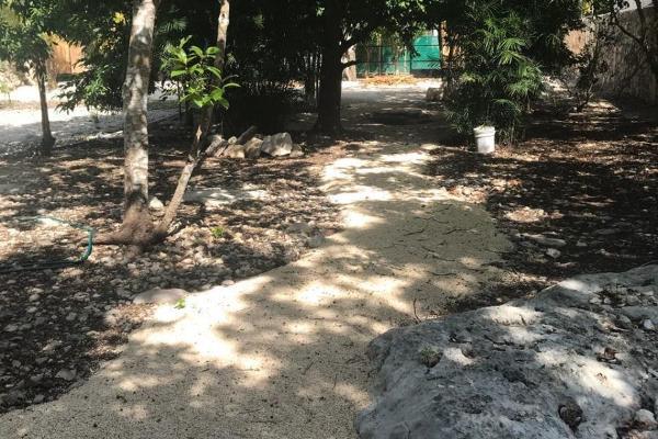 Foto de terreno habitacional en venta en  , xcunyá, mérida, yucatán, 13481583 No. 01