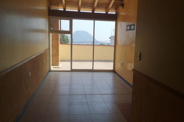 Foto de casa en venta en  , xico, xico, veracruz de ignacio de la llave, 12567692 No. 22
