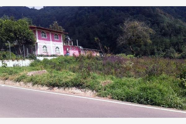 Foto de terreno habitacional en venta en  , xico, xico, veracruz de ignacio de la llave, 5915686 No. 01