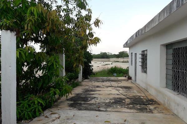 Foto de terreno habitacional en venta en  , xmatkuil, mérida, yucatán, 5695601 No. 02