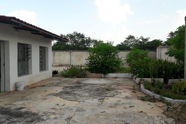 Foto de terreno habitacional en venta en  , xmatkuil, mérida, yucatán, 5695601 No. 04