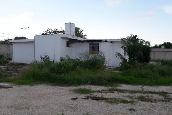 Foto de terreno habitacional en venta en  , xmatkuil, mérida, yucatán, 5695601 No. 10