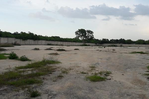 Foto de terreno habitacional en venta en  , xmatkuil, mérida, yucatán, 5695601 No. 11