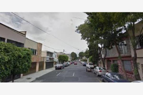Foto de casa en venta en xochicalco 0, vertiz narvarte, benito juárez, df / cdmx, 5839295 No. 01