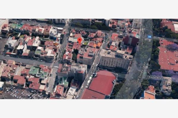 Foto de departamento en venta en xochicalco 841, santa cruz atoyac, benito juárez, df / cdmx, 12277857 No. 03