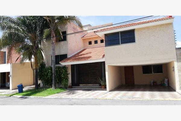 Foto de casa en venta en xochicalli 1, santiago momoxpan, san pedro cholula, puebla, 5918129 No. 01