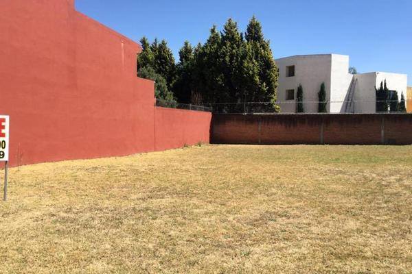 Foto de terreno habitacional en venta en xochicalli 36, santiago momoxpan, san pedro cholula, puebla, 7471168 No. 02