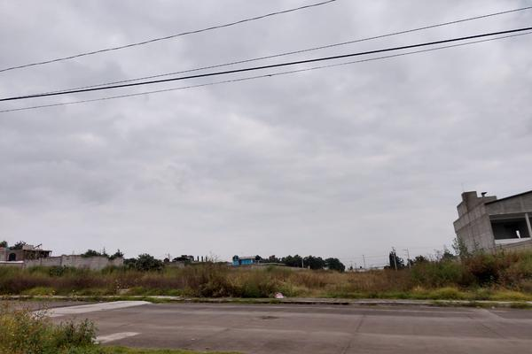 Foto de terreno habitacional en venta en xochitl , la concepción, tezoyuca, méxico, 6179691 No. 01