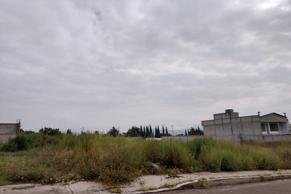 Foto de terreno habitacional en venta en xochitl , la concepción, tezoyuca, méxico, 6179691 No. 02