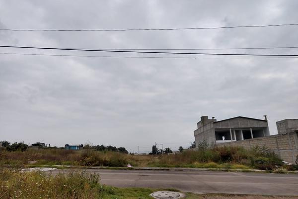 Foto de terreno habitacional en venta en xochitl , la concepción, tezoyuca, méxico, 6179691 No. 04