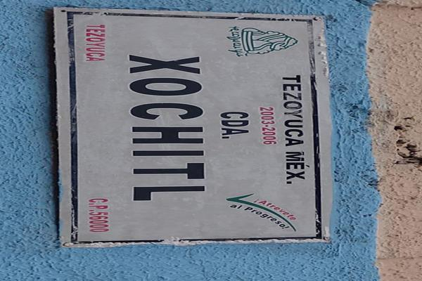 Foto de terreno habitacional en venta en xochitl , la concepción, tezoyuca, méxico, 6179691 No. 05
