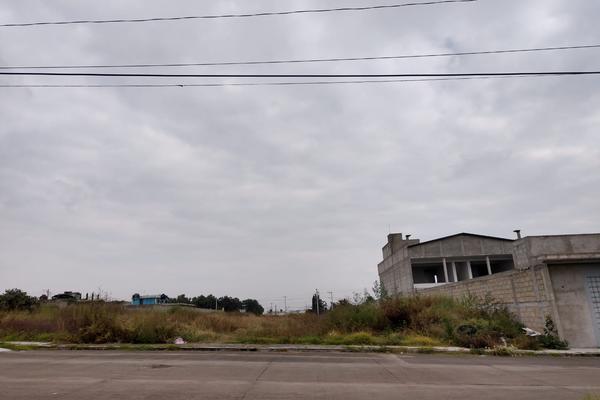 Foto de terreno habitacional en venta en xochitl , la concepción, tezoyuca, méxico, 6179691 No. 07