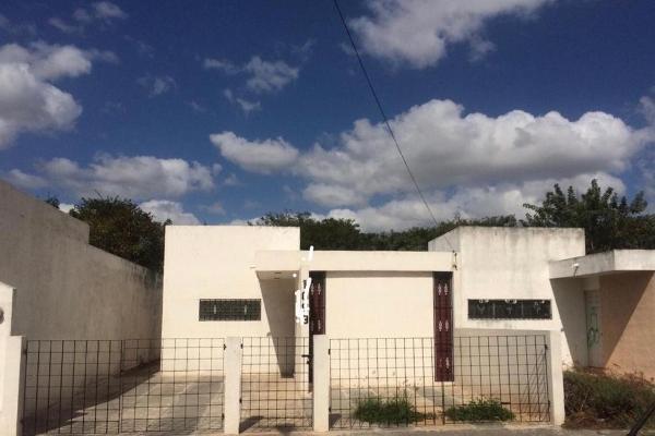 Foto de casa en venta en  , xoclan susula, mérida, yucatán, 14028388 No. 01