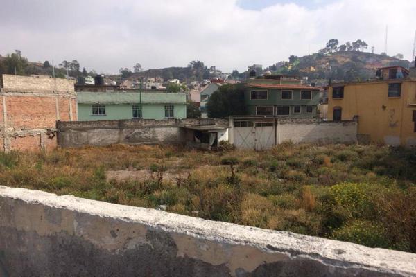 Foto de terreno habitacional en venta en xolotl , santa bárbara, toluca, méxico, 0 No. 02