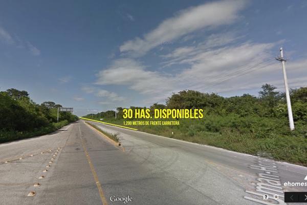 Foto de terreno habitacional en venta en kilometro 23 carretera uxmal-merida , xtepen, umán, yucatán, 2720157 No. 01