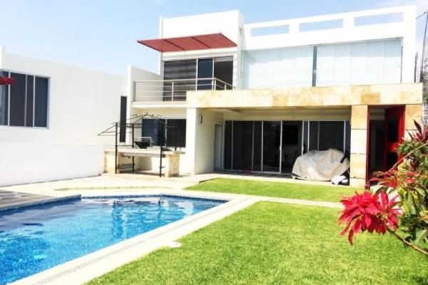 Foto de casa en venta en xx ii, burgos, temixco, morelos, 6168551 No. 01