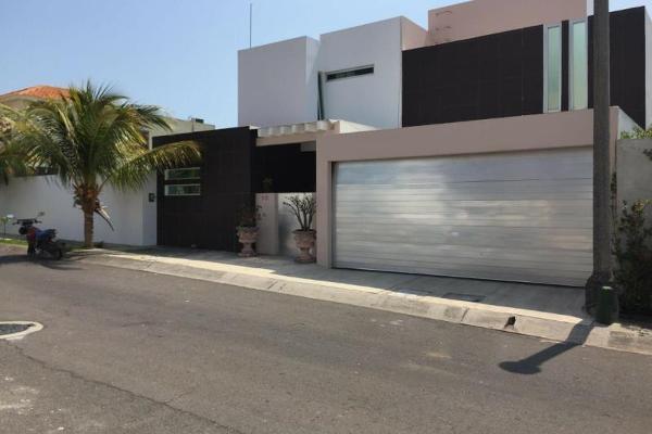 Foto de casa en venta en xx xx, lomas residencial, alvarado, veracruz de ignacio de la llave, 5898209 No. 01