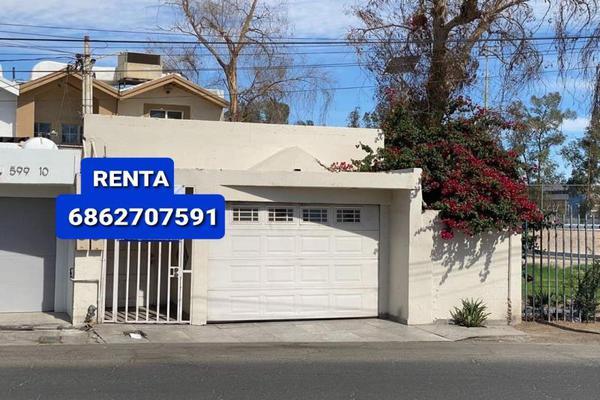 Foto de casa en renta en xx xx, los pinos, mexicali, baja california, 0 No. 01