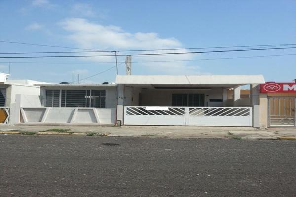 Foto de casa en renta en xxx 1, reforma, veracruz, veracruz de ignacio de la llave, 8871668 No. 01