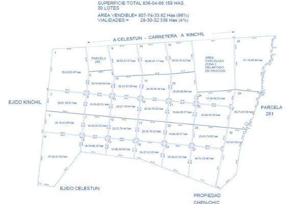 Foto de terreno habitacional en venta en yaax kab , celestun, celestún, yucatán, 6189991 No. 03