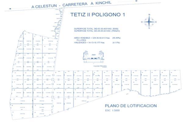 Foto de terreno habitacional en venta en yaax kab , celestun, celestún, yucatán, 6189991 No. 04