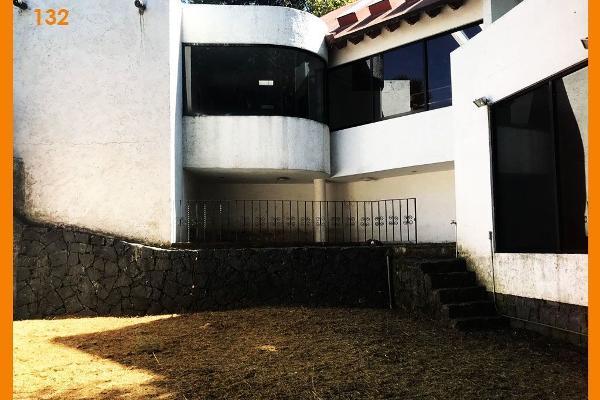 Foto de casa en venta en yabuku , jardines del ajusco, tlalpan, df / cdmx, 14031995 No. 01