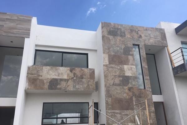 Foto de casa en venta en yaxchilán , juriquilla, querétaro, querétaro, 14021460 No. 01