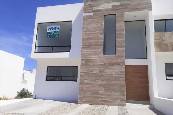 Foto de casa en venta en yaxchilan , juriquilla, querétaro, querétaro, 14023656 No. 01