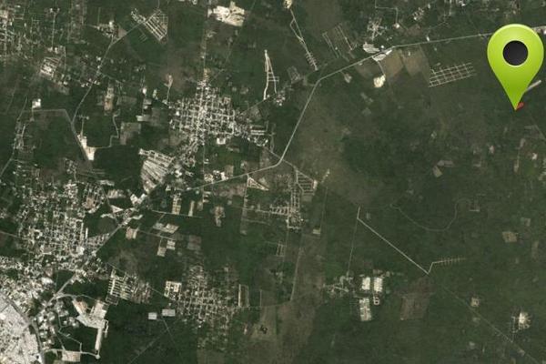 Foto de terreno habitacional en venta en  , yaxkukul, yaxkukul, yucatán, 8100050 No. 02