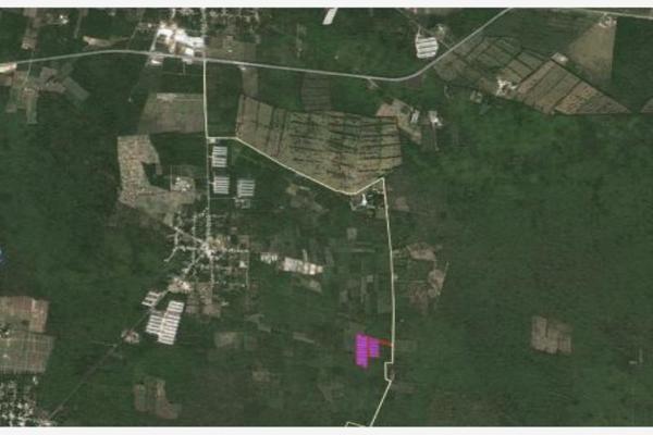 Foto de terreno habitacional en venta en yaxkukul yazxkukul, yaxkukul, yaxkukul, yucatán, 5913646 No. 02